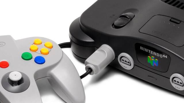 Nintendo desata los rumores de una Nintendo 64 Mini