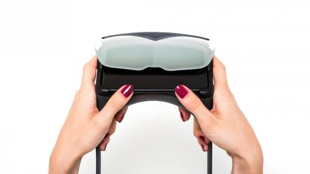 Mira Prism, la realidad aumentada es más barata con este dispositivo
