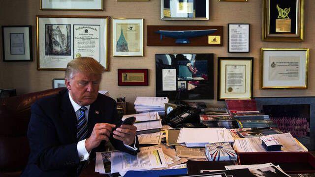 Los 10 ¿mejores? ¿peores? tuits de Donald Trump