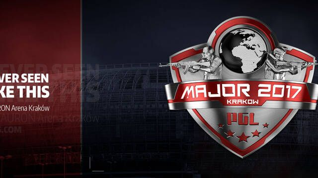 En directo: Playoffs del PGL Major Krakow 2017