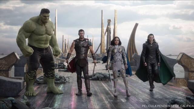 Thor Ragnarok estrena nuevo tráiler en la Comic-Con de San Diego