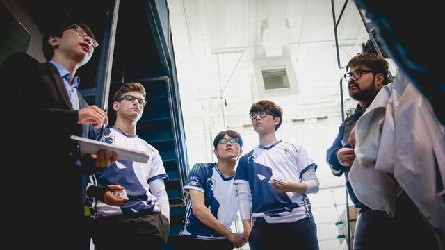 Team Liquid se refuerza con Mickey para intentar salir del descenso