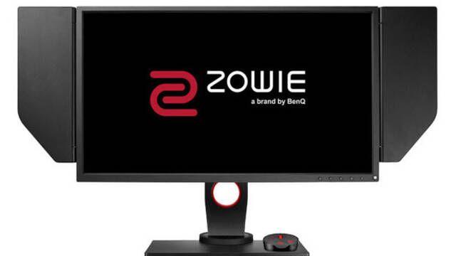 BenQ anuncia ZOWIE XL2546, un monitor para eSports de 240 Hz