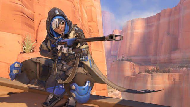 Blizzard quiere crear un nuevo héroe de sanación para Overwatch