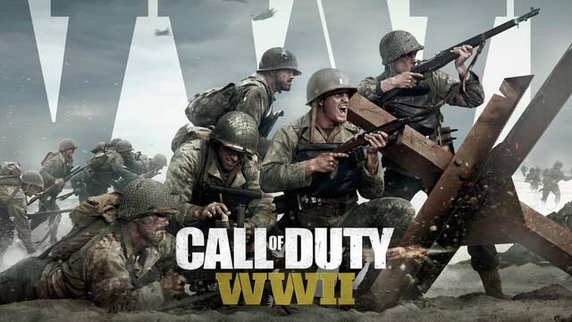Las skins de las armas del multijugador de Call of Duty: WWII serán realistas