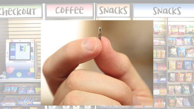 Una compañía implanta microchips a sus empleados para aumentar la productividad
