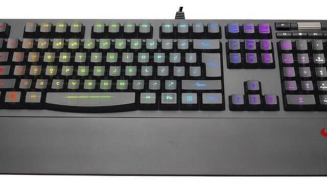 Riotoro pone a la venta Ghostwriter Classic, un teclado gaming de membrana