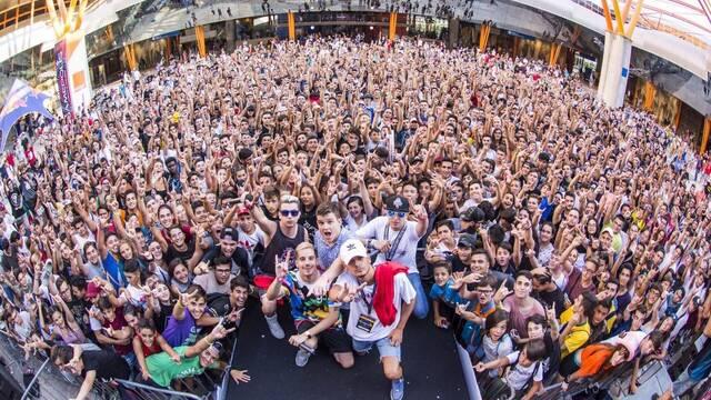 Gamepolis alcanza los 40000 visitantes en su quinta edición