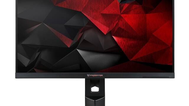 Acer Predator XB271HU bmiprz, su nuevo monitor gaming de hasta 165 Hz