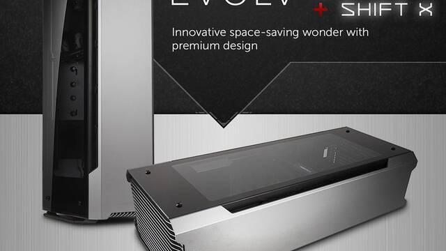 Phanteks Enthoo Evolv Shift X, una caja de aluminio y cristal