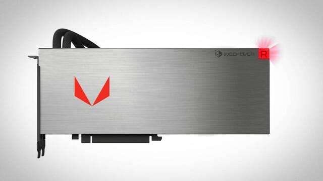 AMD Radeon RX Vega, ya tenemos fotos oficiales de los diferentes productos