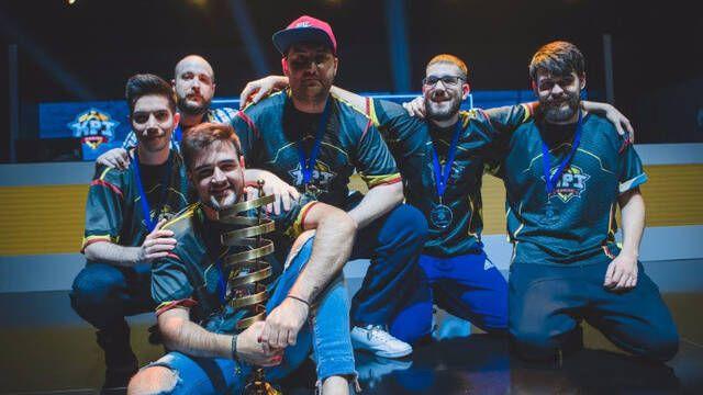 KPI Gaming es el campeón de la primera temporada de la ESL Masters CS:GO