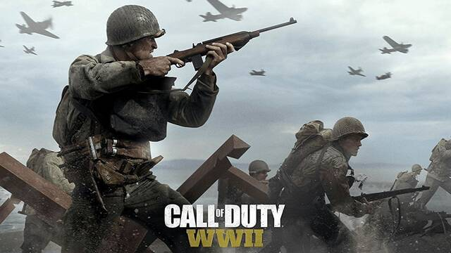 Las variaciones en las armas de Call of Duty: WWII serán sólo cosméticas