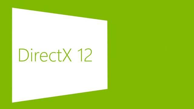 NVIDIA implementa la compatibilidad con DirectX 12 en las series 400 y 500