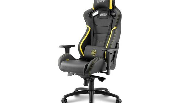 Sharkoon presenta su nueva silla gamer premium: Shark Zone GS10
