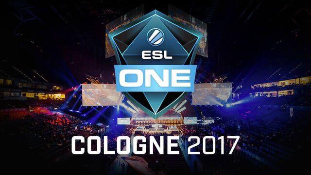 En Directo: ESL One Cologne 2017 en español
