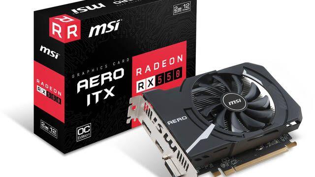 AMD está desarrollando una Radeon RX 560D basada en la Polaris 11