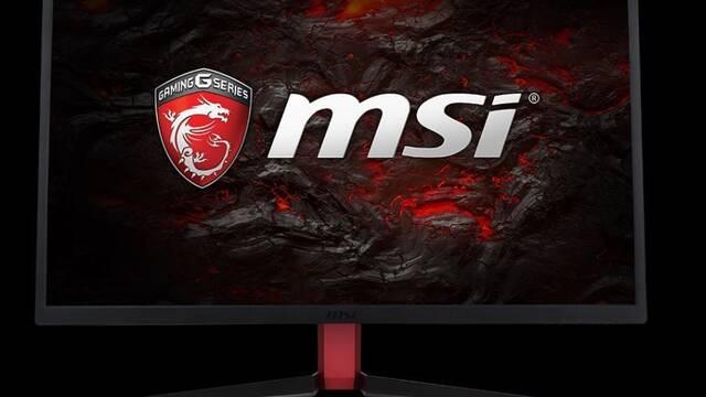 MSI anuncia los monitores gaming OPTIX G27C y G24C, estas son sus características