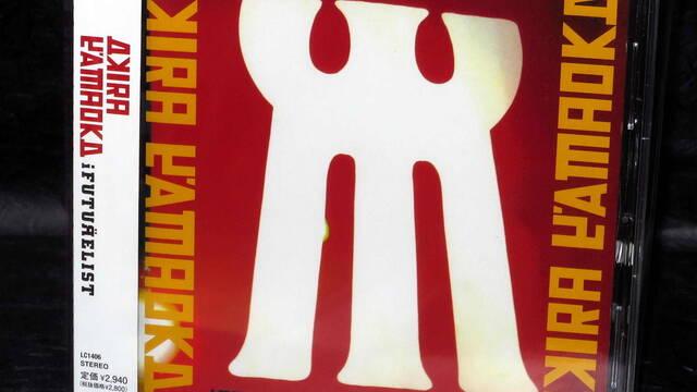 Akira Yamaoka tiene un disco en solitario en el que canta (y da un poco de vergüenza)