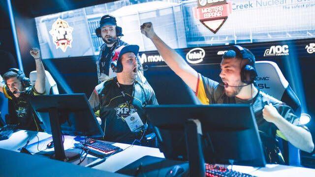 ESL Masters CS:GO logra más de 2 millones de reproducciones a través de la red en su primera temporada