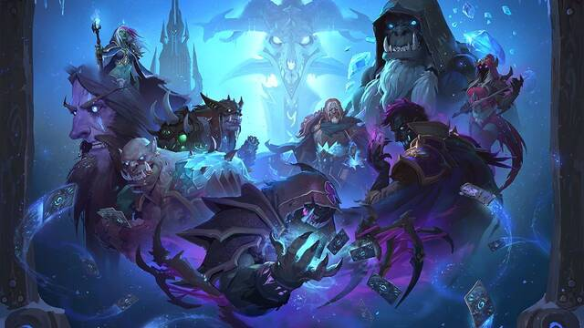 Caballeros del Trono Helado, la nueva expansión de Hearthstone
