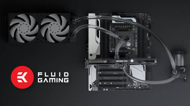 EKWB pone a la venta tres nuevos kits de refrigeración líquida para PCs gaming
