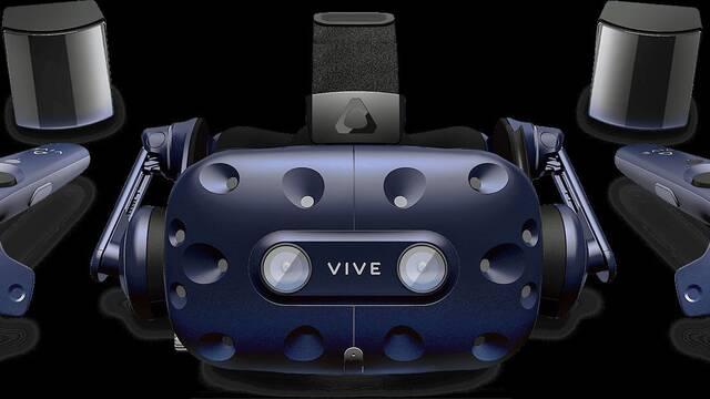 HTC Vive Pro Kit, nuevo pack con todo lo que necesitas para jugar