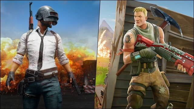 Fortnite vence a PlayerUnknown's Battleground en la batalla de los Battle Royale
