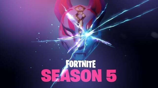 Primera imagen de la temporada 5 de Fortnite