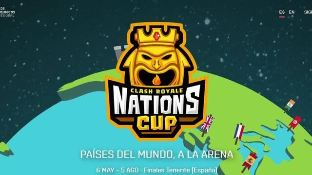 España avanza a la siguiente fase del Mundial de Clash Royale