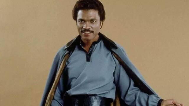Billy Dee Williams vuelve a 'Star Wars' como Lando Calrissian