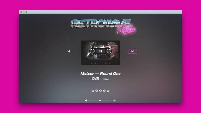 Así es Retrowave, la radio online para los amantes de la música ochentera