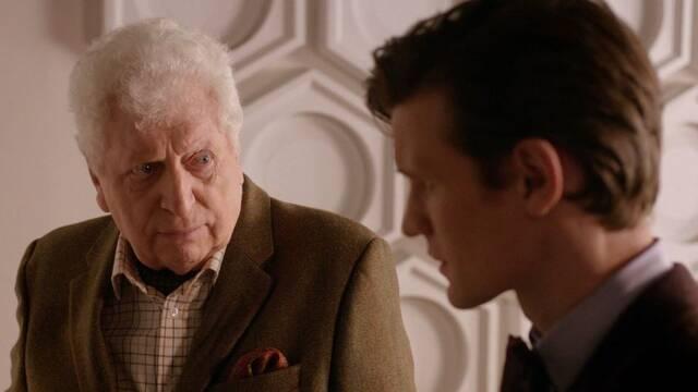 Tom Baker revela lo que le disgustó del 50 aniversario de 'Doctor Who'