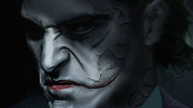 Imaginan a Joaquin Phoenix caracterizado como el Joker en un fanart