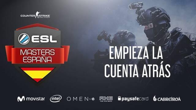 DreamHack Valencia: Sigue en directo las finales del ESL Masters CS:GO