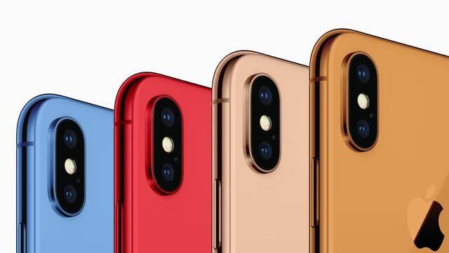 Apple volverá a lanzar iPhones de varios colores