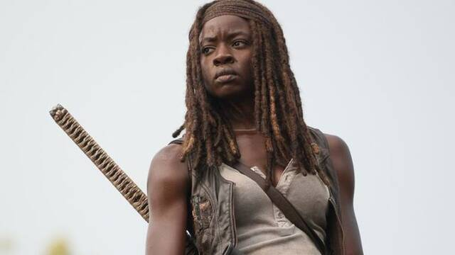 Danai Gurira de 'The Walking Dead' podría participar en 'Godzilla vs. Kong'