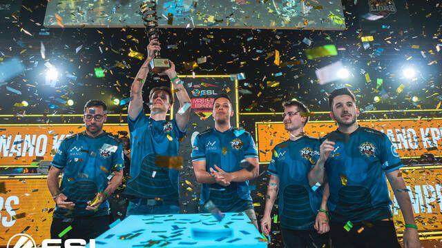 DreamHack Valencia: NANO KPI se alza con la final de la ESL Masters CS:GO