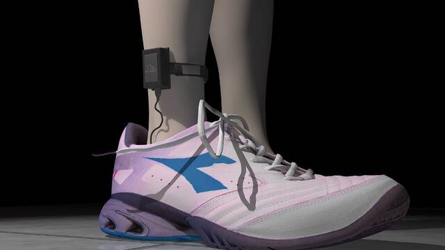 Virtual Feet, la plantilla para zapatillas para andar en la realidad virtual