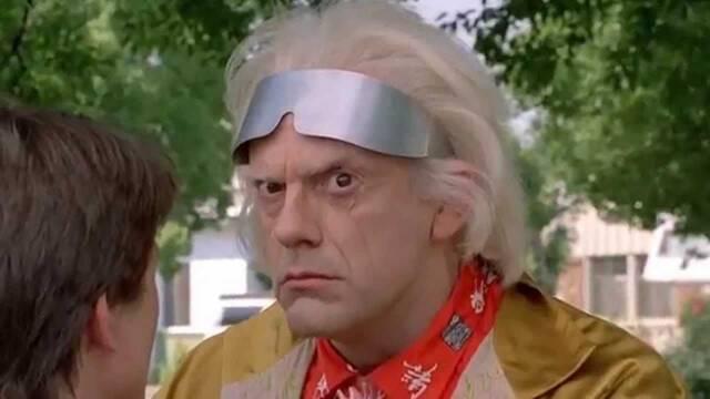 Christopher Lloyd quiere formar parte de 'Rick y Morty'
