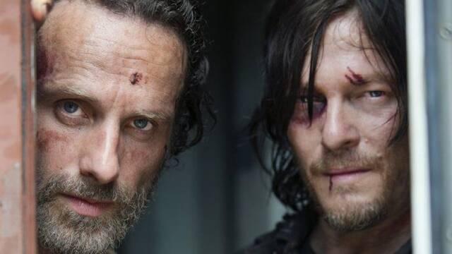 La relación de Rick y Daryl: más tensa que nunca en la temporada 9 de TWD