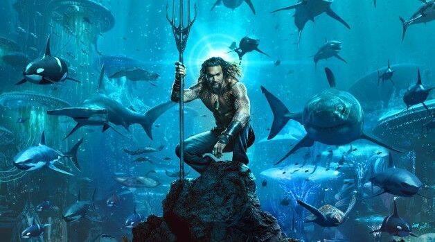 Los fans reaccionan al póster promocional de 'Aquaman'