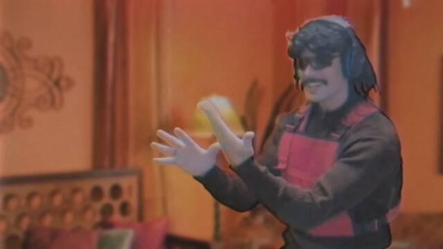 Dr DisRespect lanza un hilarante tráiler para promocionar Twitch Prime