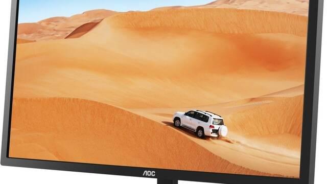 """AOC presenta su nuevo monitor QHD de 31,5"""" con FreeSync"""