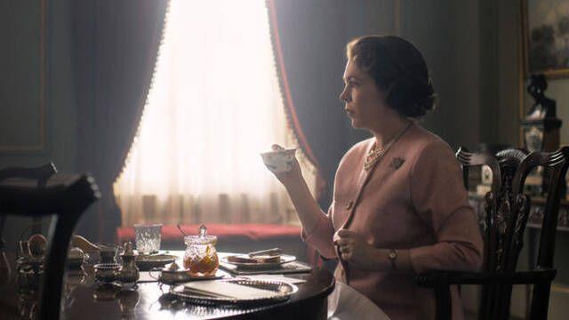 Primera imagen de Olivia Colman como la Reina Isabel en 'The Crown'