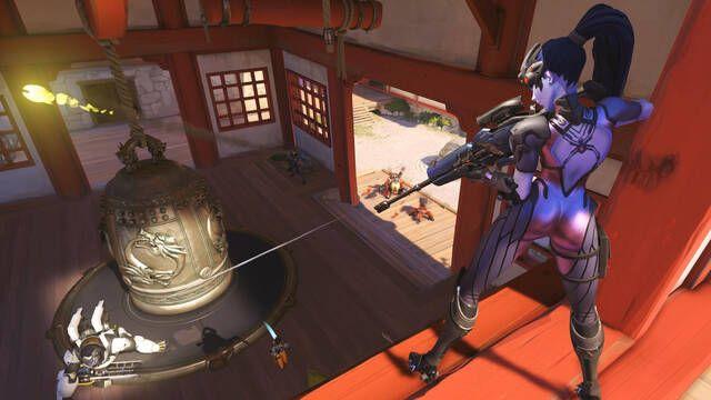 Así es el jugadón con Widowmaker más increíble que vas a ver en PS4