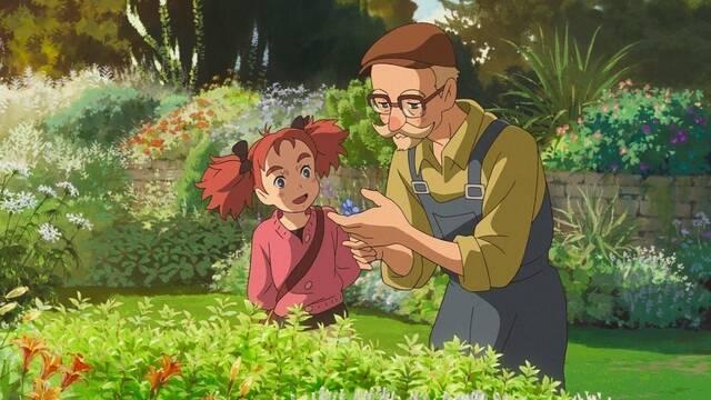'Mary y la flor de la Bruja' trae su magia animada a Netflix