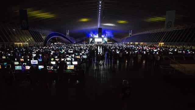 TLP 2018: Así fue el emblemático encendido de pantallas