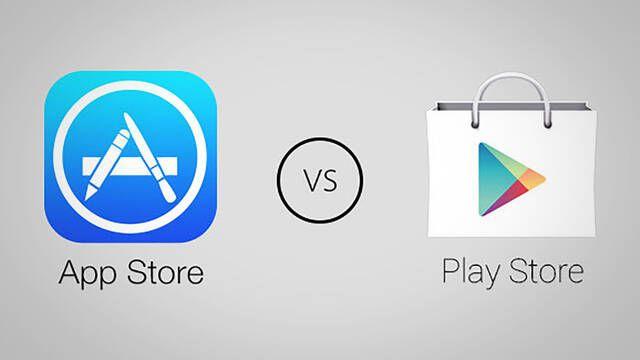 Los usuarios de iOS gastan un 80% más en aplicaciones que los de Android
