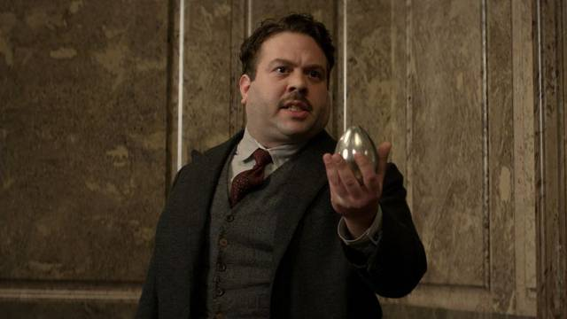Dan Fogler de 'Animales Fantásticos' se une a 'The Walking Dead'